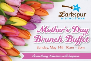 2017 Mother's Day Brunch Buffet